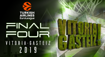 VITORIA-GASTEIZ. CAPITAL EUROPEA DE BALONCESTO 2019.